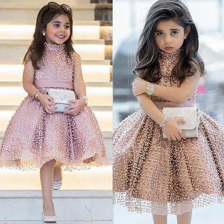 مدل مانتو بچگانه برای بچه های چاق ۹۶ مدل لباس مجلسی بچگانه دخترانه شیک و زیبا